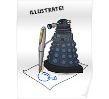 Dalek Hobbies | Dr Who Poster