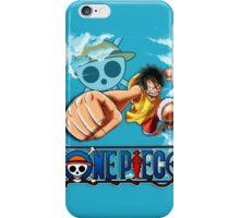 One Piece - Luffy iPhone Case/Skin