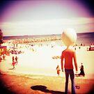 Beach Man by RikkiB