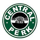 Central Perk (Starbucks Style) by CoExistance