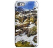 Bridge To Idwal iPhone Case/Skin