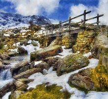 Bridge To Idwal by Ian Mitchell