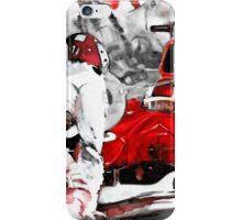 Formula 1 with Ferrari iPhone Case/Skin