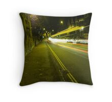 Attractive Traffic Throw Pillow
