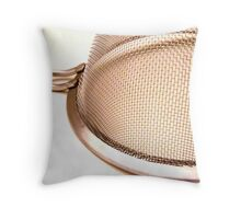 sieve Throw Pillow