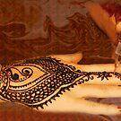 Henna Applied, Henna Tattoo Work, by Bajidoo by bajidoo