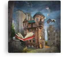 """""""Writers' Museum"""" Canvas Print"""