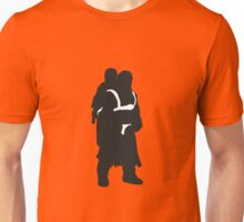 Hodor and Brann - Game of Thrones Silhouette Unisex T-Shirt