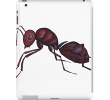 Giant red ant iPad Case/Skin