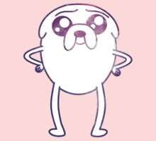Adventure Time Jake A Kids Tee