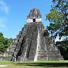 The Great Jaguar Temple  by Braedene