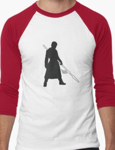 Prince Oberyn - Game of Thrones Silhouette Men's Baseball ¾ T-Shirt