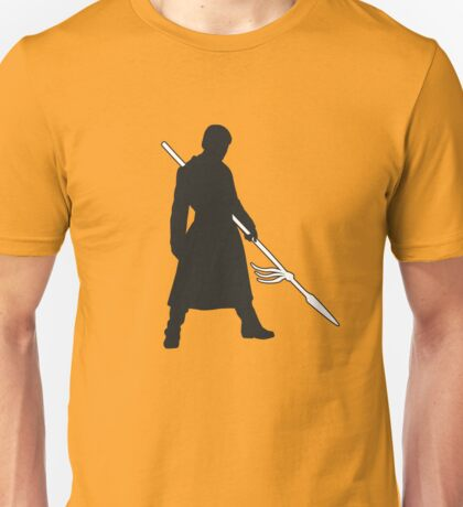 Prince Oberyn - Game of Thrones Silhouette Unisex T-Shirt