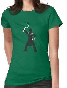 Khal Drogo - Game of Thrones Silhouette Womens Fitted T-Shirt