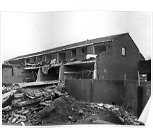Under Demolition Poster