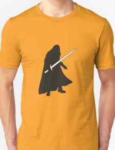 Jon Snow - Game of Thrones Silhouette T-Shirt