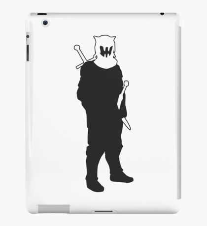 The Hound - Game of Thrones Silhouette iPad Case/Skin