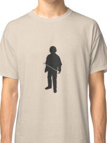 Arya Stark  - Game of Thrones Silhouette Classic T-Shirt