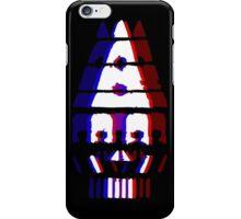 Skull Clown - Black iPhone Case/Skin