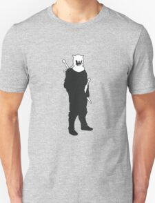 The Hound - Game of Thrones Silhouette Unisex T-Shirt