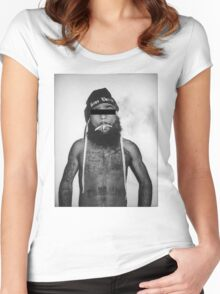 Zombie J Women's Fitted Scoop T-Shirt