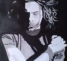 Michael Hutchence by dave2157