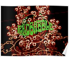 Redbubble likes it green ! Poster