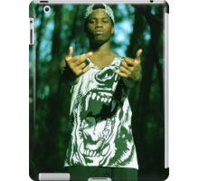 Denzel Curry iPad Case/Skin