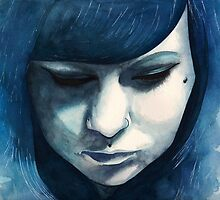 Sadness by InkyThumbsI