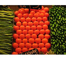 Healthy Living Photographic Print