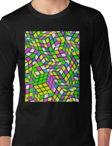 Rubix Long Sleeve T-Shirt