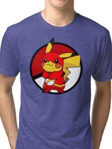 PikaFlash Tri-blend T-Shirt
