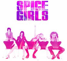 Spice Girls (2) by wonkyash