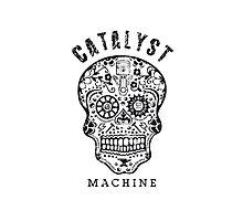 "Catalyst Machine ""GEARHEAD"" Photographic Print"
