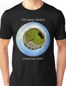 The Small World of Chatham Light Unisex T-Shirt