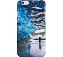 This home on ice iPhone Case/Skin