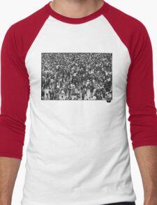 Concert People Men's Baseball ¾ T-Shirt
