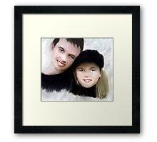 Jay and Kaylee 2 Framed Print