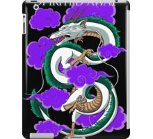 Haku-Spirited Away iPad Case/Skin