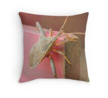 Get A Grip! Throw Pillow