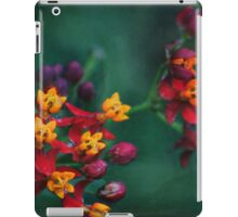 The World of Tiny Flowers iPad Case/Skin