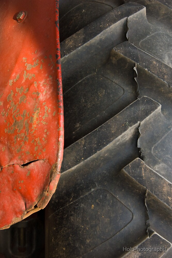 Massey Tire by HoltPhotography