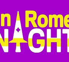 San Romero Knights by Spyder1246