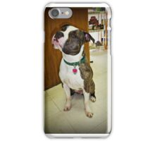 Gus goes shopping iPhone Case/Skin