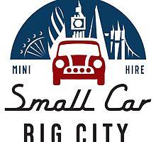 smallcarBIGCITY Logo by smallcarBIGCITY