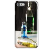 Thee Bottles iPhone Case/Skin