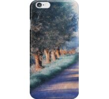 By Road of Your Dream. Monet Style iPhone Case/Skin