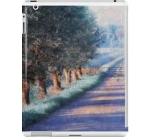 By Road of Your Dream. Monet Style iPad Case/Skin