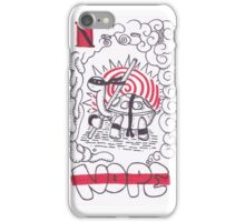 N is for Nope iPhone Case/Skin