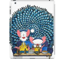 Pinkman and the Brain iPad Case/Skin
